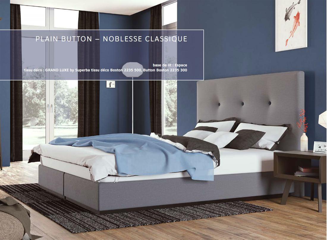 Literie De Luxe Suisse grand luxe - un confort incomparable   literie concept