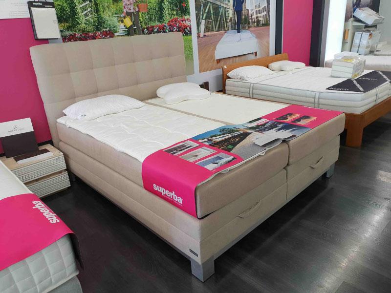 boxspring geneve solde literie concept. Black Bedroom Furniture Sets. Home Design Ideas