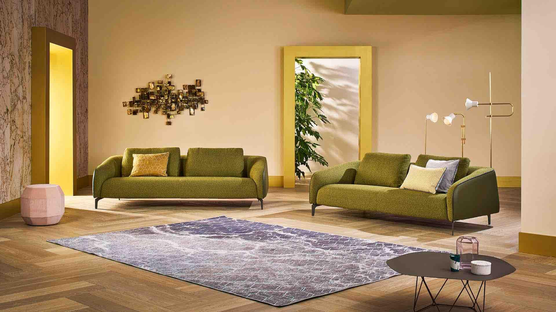 Salon canapé fauteuil design à Genève