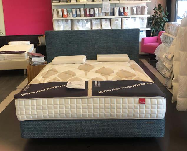 lit fixe andr renault literie concept. Black Bedroom Furniture Sets. Home Design Ideas