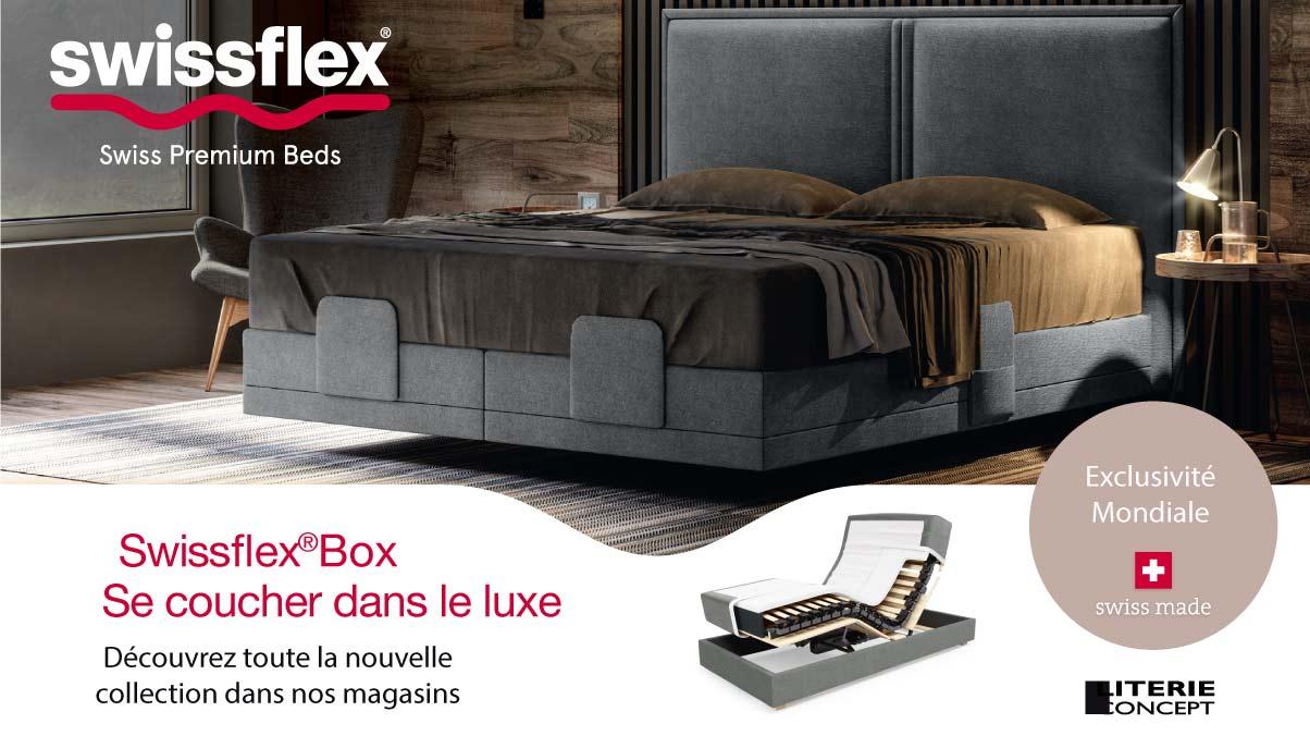 Swiss premium Bed